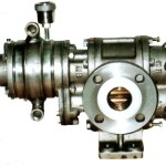 Tv2 gear pump